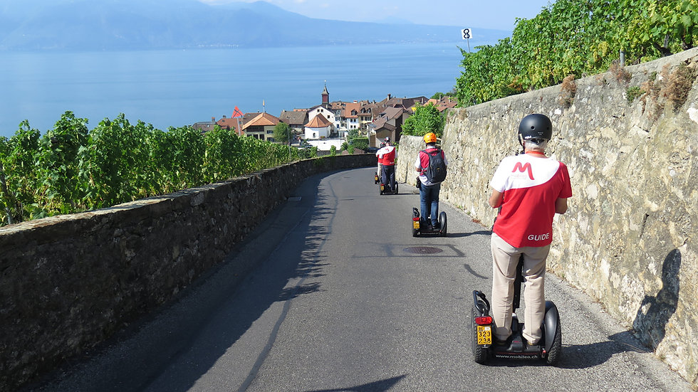 Mobileo Lausanne