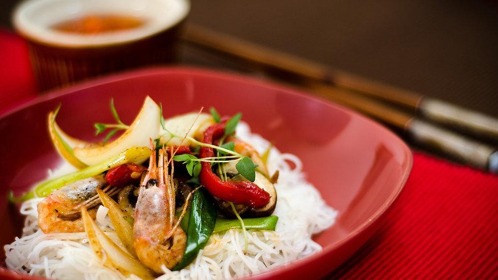 Le Feuillage - Restaurant asiatique