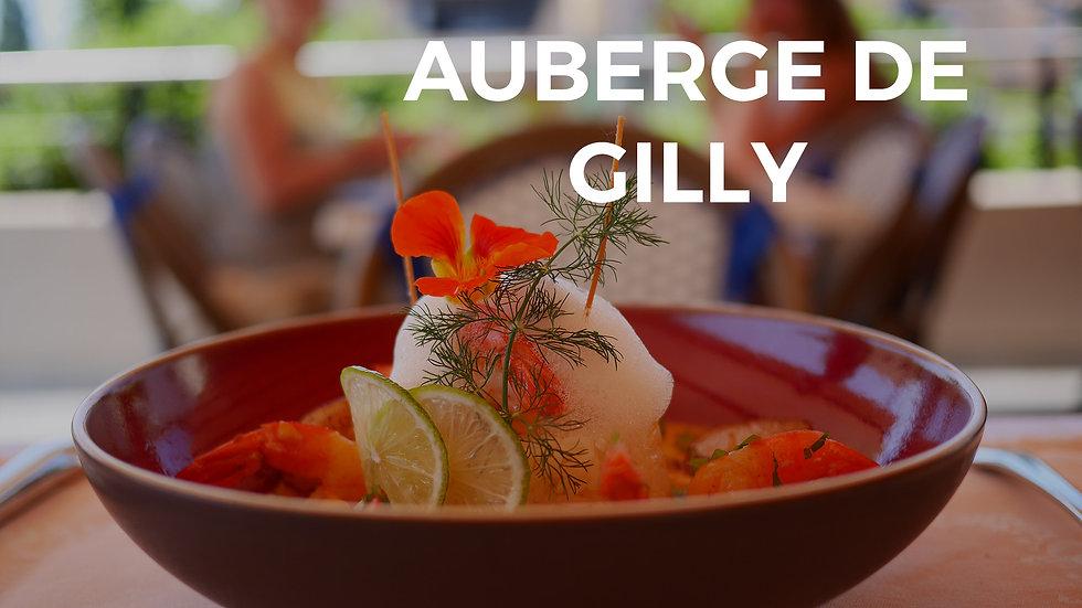 Auberge Gourmande au coeur du Vignoble /1182 Gilly