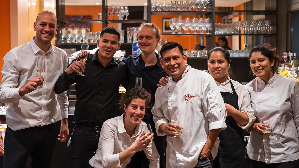 El Batan - Restaurant péruvien