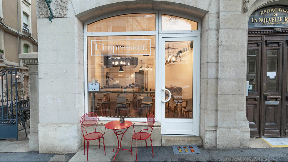 Bon L'impression Café & Restaurant