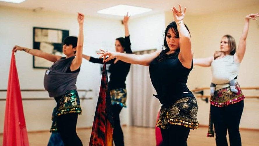 Graine de Soi - Danse Orientale Postnatale