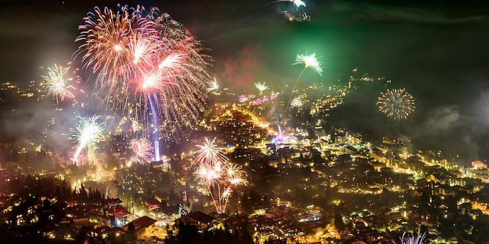 Nouvel An à Verbier