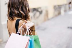 Journée shopping en Italie
