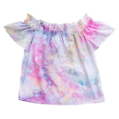 Lilac Dream Bardot Top