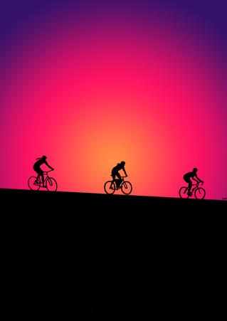 sunset with friends liten purple.jpg