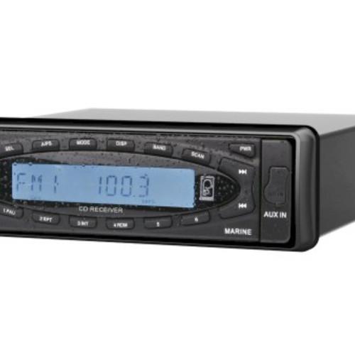 marine audio systems shop mr45c b am fm stereo cd player