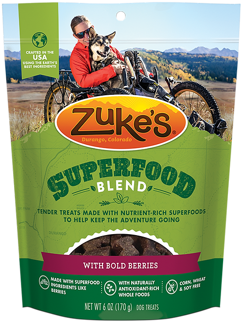SuperFood Blend with Bold Berries (6oz)
