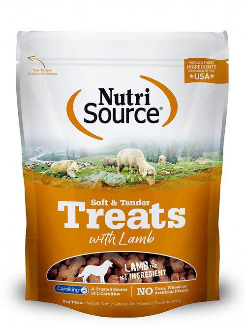 Nutrisource Soft & Tender Lamb (6oz)