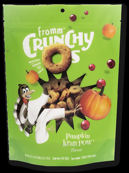 Fromm Crunchy O's Pumpkin Kran POW (6oz)
