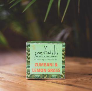 Zumbani and Lemon Grass