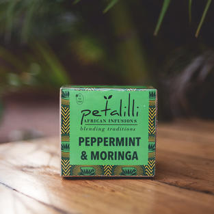 Peppermint and Moringa