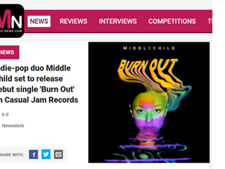 Mikey Wax signs label deal with Casual Jam Records for new artist project Middle Child