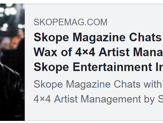 Skope Magazine Interview with 4x4 Founder Jonathan Wax