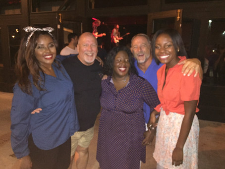 The Vaughans + The Old Rock House