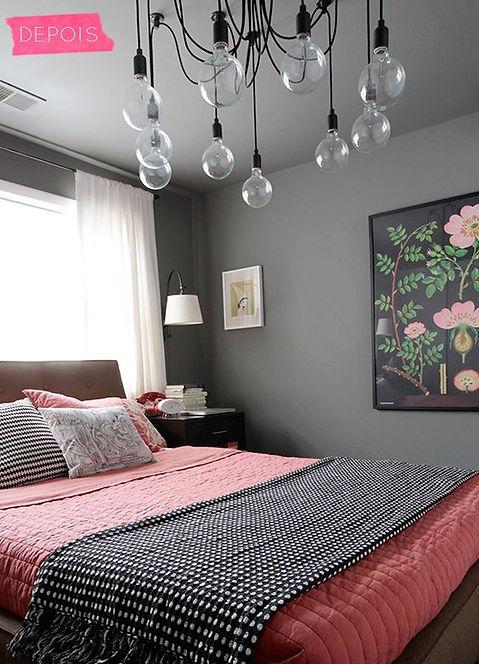 Decoración de cuartos en color gris ♥ (IDEAS Y CONSEJOS)