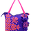 Thumbnail: Eleph Foldable Bag Pudtarn Purple/Pink-Orange