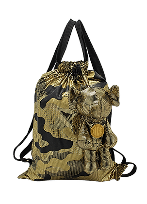 Backpack Disco Trooper Gold