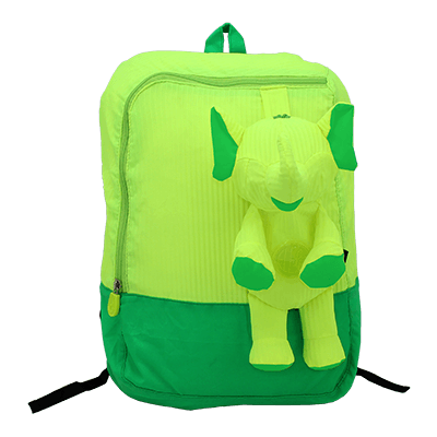 Eleph Backpack 2 Pleat Lime