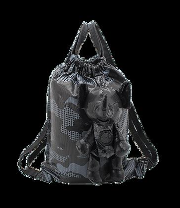 Backpack Disco Trooper Black