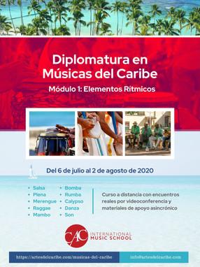 Diplomatura en Músicas del Caribe