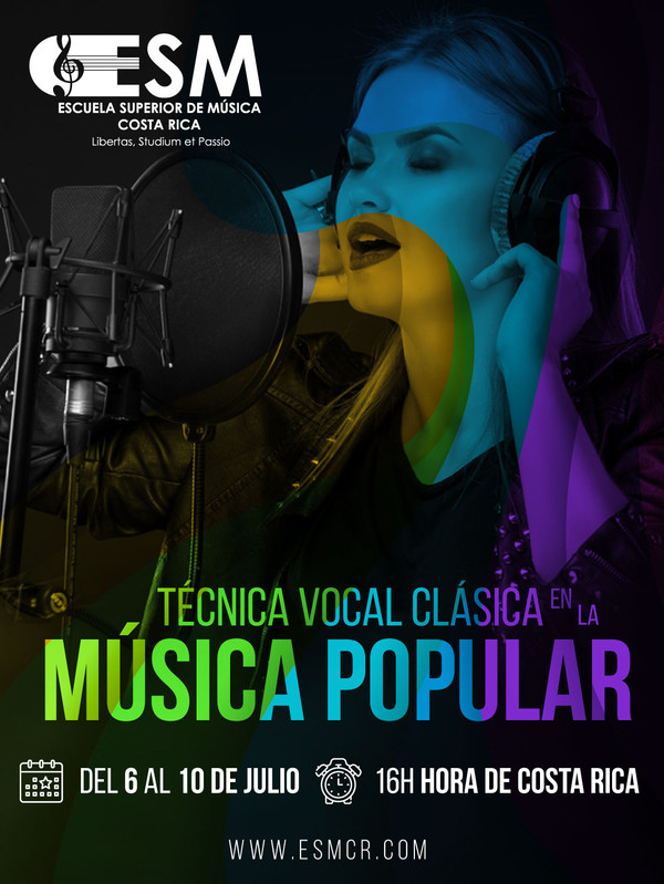 Técnica Vocal Clásica en la Música Popular