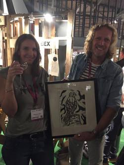 Logica met Falco Eleonora Award 2016