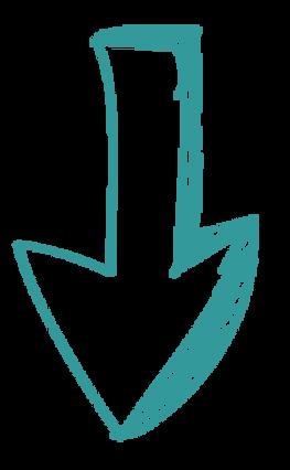 Sketch freccia giù
