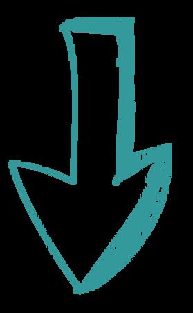 Sketch Arrow Down