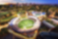 Sydney Cricket Ground Master Plan