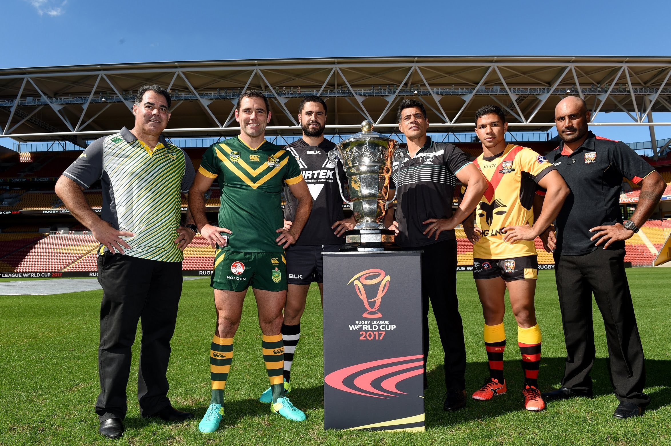 2017 RUGBY LEAGUE