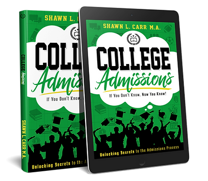 College Admissions: If You Don't Know, Now You Know!