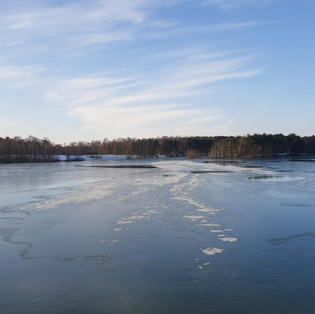 Icy Water