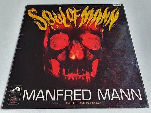Manfred Mann – Soul Of Mann (Instrumentals)