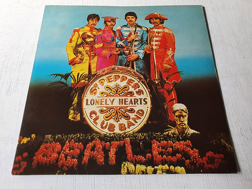 The Beatles – Sgt. Pepper's Lonely Hearts Club Band / With A Little Help From M