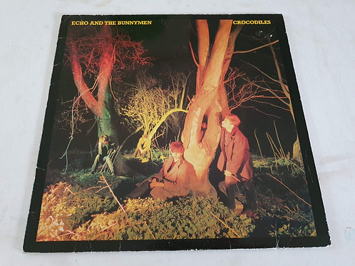 Echo And The Bunnymen – Crocodiles