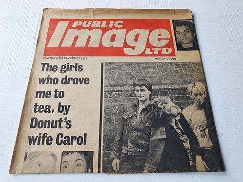 Public Image Ltd – Public Image