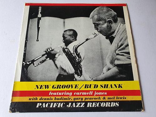 Bud Shank – New Groove