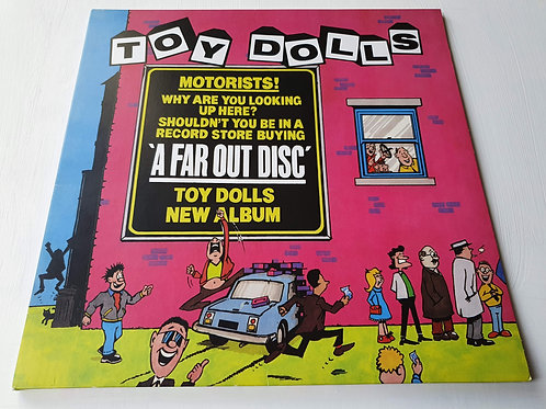 Toy Dolls – A Far Out Disc