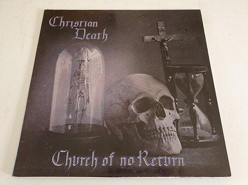 Christian Death – Church Of No Return