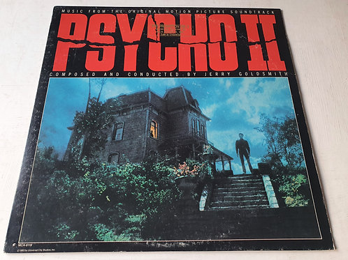 Jerry Goldsmith – Psycho II (Music From The Original Motion Picture Soundtrack)