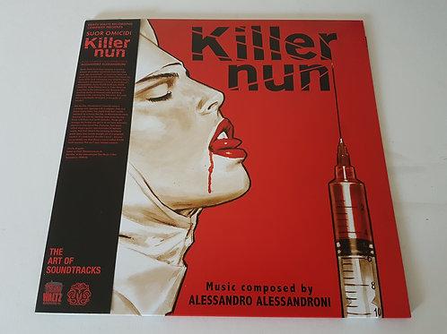 Killer Nun - OST - Suor Omicidi