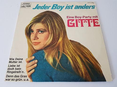 Gitte – Jeder Boy Ist Anders - Eine Boy-Party Mit Gitte