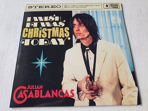 Julian Casablancas ‎– I Wish It Was Christmas Today