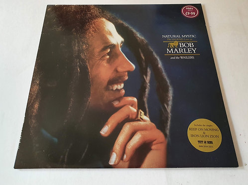 Bob Marley And The Wailers ‎– Natural Mystic (The Legend Lives On)