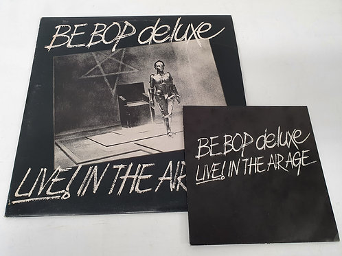 Be Bop Deluxe – Live! In The Air Age