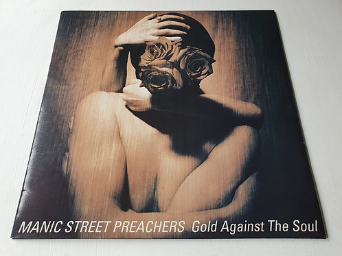 Manic Street Preachers ‎– Gold Against The Soul