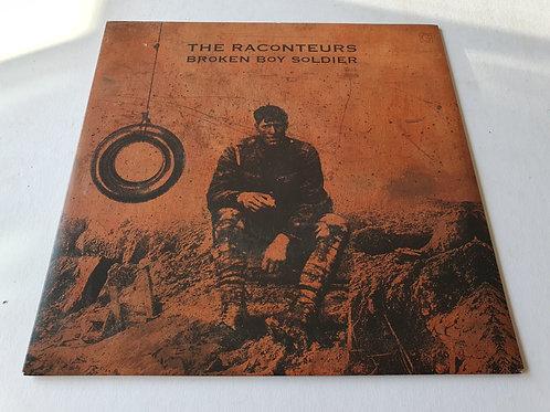 The Raconteurs – Broken Boy Soldier