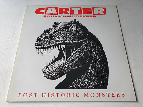 Carter The Unstoppable Sex Machine – Post Historic Monsters