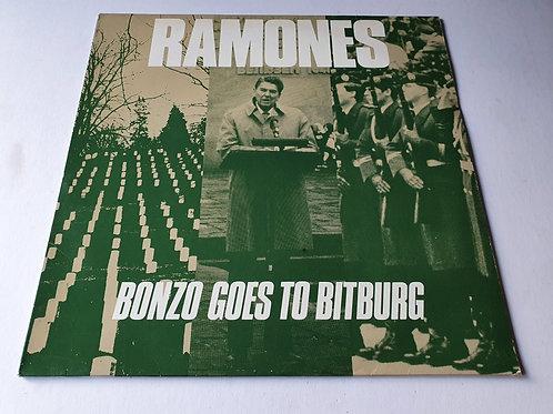Ramones – Bonzo Goes To Bitburg